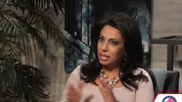 Brigitte Gabriel on the job president trump is doing utube kiwi