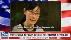 Chinese virologist accuses Beijing of hiding details on coronavirus