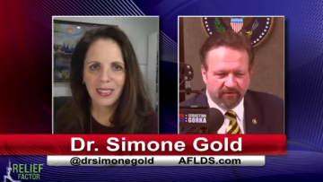 Why they fired me. Dr. Simone Gold with Sebastian Gorka on AMERICA First utube kiwi